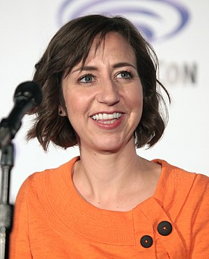 Kristen Schaal - Schaal at the 2016 WonderCon in Los Angeles, California