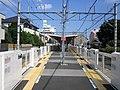 Kuhombutsu Station platform 01.jpg