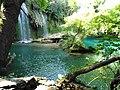 Kursunlu Waterfall Nature Park in city of Antalya.jpg