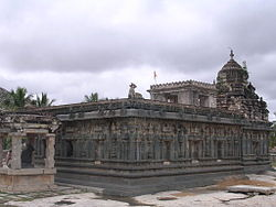 Someshvara temple at Kurudumale