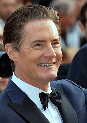 Kyle MacLachlan - MacLachlan at the 70th Cannes Film Festival in 2017