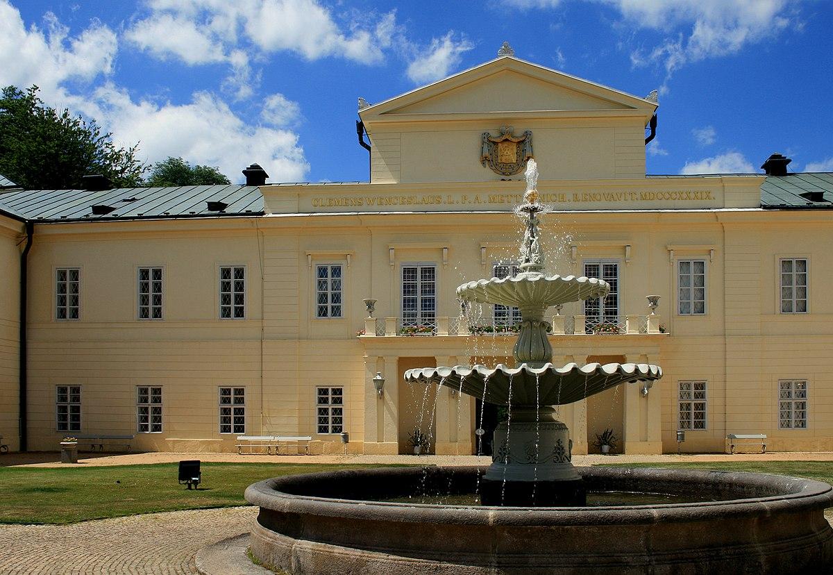 Hotel Furst Metternich Wien Parken