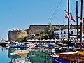 Kyrenia - Girne Festung Kyrenia 04.jpg