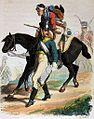 Légion hanovrienne, infanterie et cavalerie.jpg