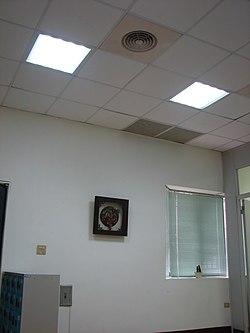 lamparas de led de techo