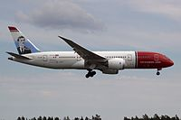 LN-LNG - B788 - Norwegian