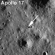 LRO Apollo17