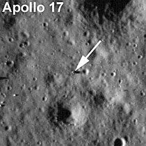 LRO Apollo17