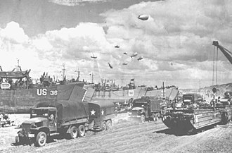 USS LST-60 - LST-316, LST-60 and LST-535