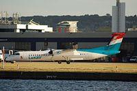 LX-LGF - DH8D - Luxair