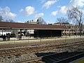 LaGrange Stone Ave - outbound platform (5583581993).jpg