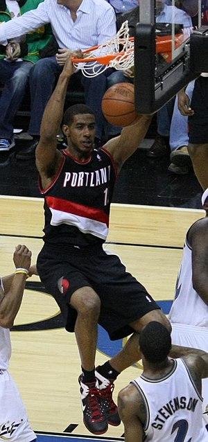 LaMarcus Aldridge Portland Blazers