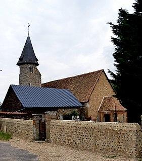 La Roquette Commune in Normandy, France