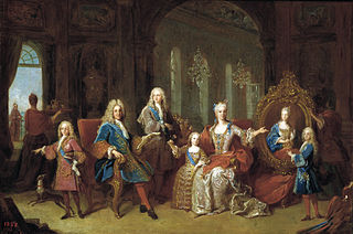 The Family of Philip V