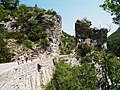 Laborel in Frankrijk , Les Gorges de la Méouge ... moet je gezien hebben - panoramio.jpg