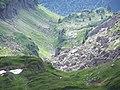 Lac des verdets depuis le col de Bostan - panoramio.jpg