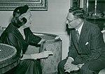 Lady Churchill, Hans Krebs 1953.jpg