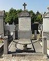 Lallaing - Cimetière de Lallaing (23, tombe de Joseph Morel).JPG