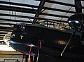 Lancaster FM159 nose at Bomber Command Museum Canada Flickr 3243457274.jpg