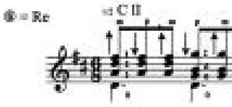 Lanczos resampling - Image: Lanczos interpolation Sheet music, original