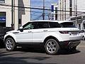 Land Rover Range Rover Evoque SD4 Prestige 2012 (10392651525).jpg