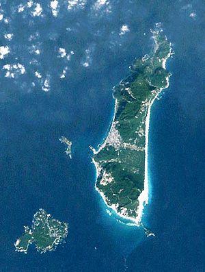 Nii-jima - Shiki-jima and Nii-jima