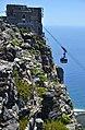 Lanovka na Stolovou horu - Table Mountain, Kapské Město, Jihoafrická republika - panoramio.jpg
