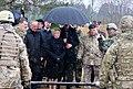 Latvian president spectates OSS XII 150329-A-AP268-845.jpg
