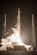 Launch of Falcon 9 carrying ASIASAT 8 (16789027675).jpg