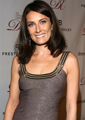Laura Benanti - Benanti at the 2012 Drama League Benefit Gala