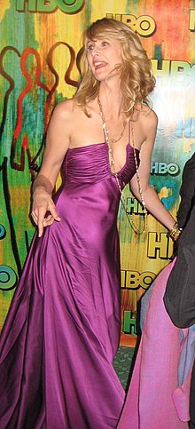 Laura Dern at Post-Emmys Party.JPG