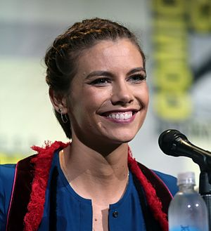 Lauren Cohan - Cohan at the San Diego Comic-Con in 2016