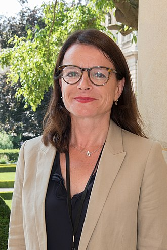 Laurence Maillart-Méhaignerie - Image: Laurence Maillart Méhaignerie