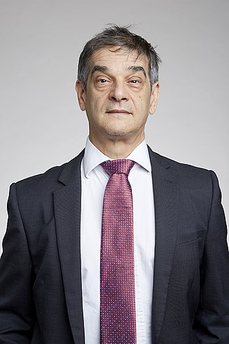 Lawrence Paulson - Lawrence Paulson at the Royal Society admissions day in London, July 2017