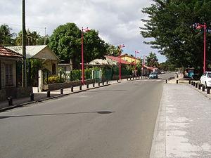 Arrondissement of Saint-Pierre, Martinique - Le Carbet, Saint-Pierre