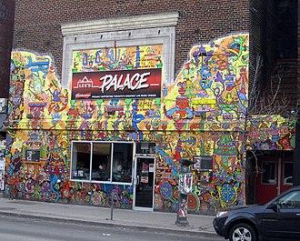 Lee's Palace - Image: Lee's Palace