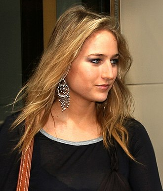 Leelee Sobieski - Sobieski at the 2007 Toronto International Film Festival