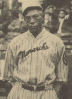 Lemuel Hawkins American baseball player