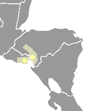 Lenca people - Hypothetical extension of the Lenca.