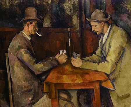 Paul Cézanne, 1894-1895