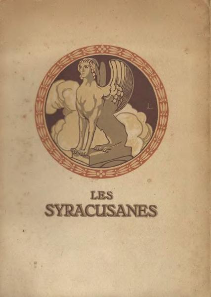 File:Les Syracusanes (1921).djvu
