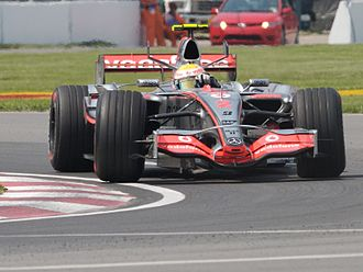 Lewis Hamilton - Hamilton's first Formula One win came at the 2007 Canadian Grand Prix.
