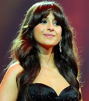 Leyla Aliyeva (presenter) - Leyla Aliyeva (2012)