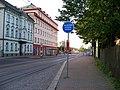 Liberec, Žitavská, zastávka Nádraží.jpg