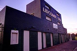 Lidcombe Oval