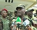 Lieutenant General Rene Claude Meka, Cameroon's defense chief, Bamenda, Cameroon, July 19, 2019.jpg
