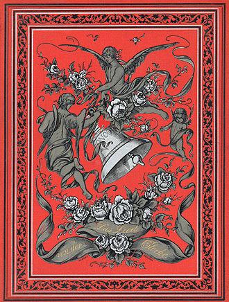 Song of the Bell - cover by Alexander von Liezen-Mayer