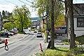 Lilleakerveien sett fra Schlägergården mot Lysaker.jpg
