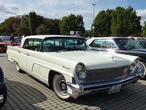 Continental Mark IV Landau Sedan (1959)