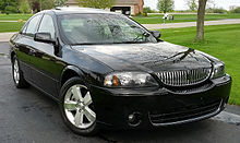 lincoln ls wikipedia. Black Bedroom Furniture Sets. Home Design Ideas